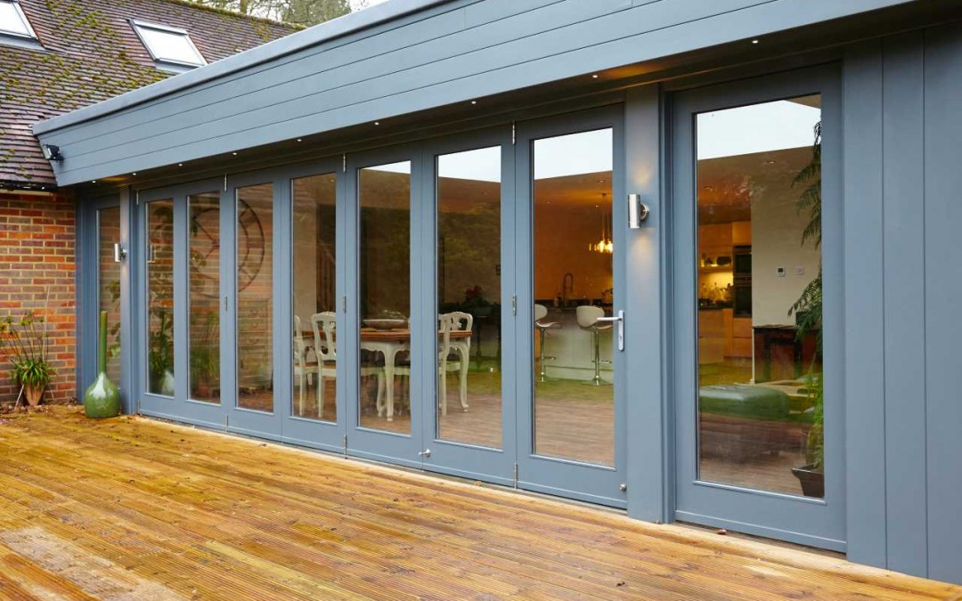 Extension, Doors & Windows – Construction & Manufacturing