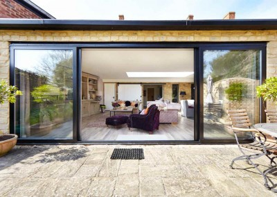 Extension & Sliding Doors – Construction & Manufacturing
